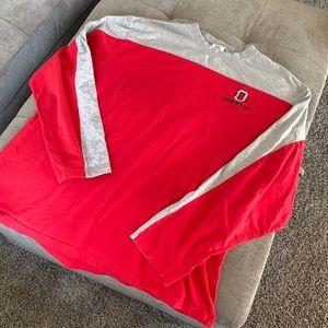 Ohio State Buckeyes Long Sleeve Tshirt